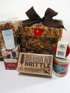 bumble B design's Winter Warmer Basket