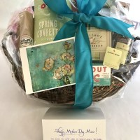 Gourmet Snack Basket for Mother's Day