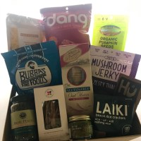 bumbleBdesign - Gluten-free & Vegan Snack Basket, Seattle WA