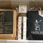 bumbleBdesign -Pacific NW Coffee, Tea & Chocolate Holiday Gift Box - Seattle, WA