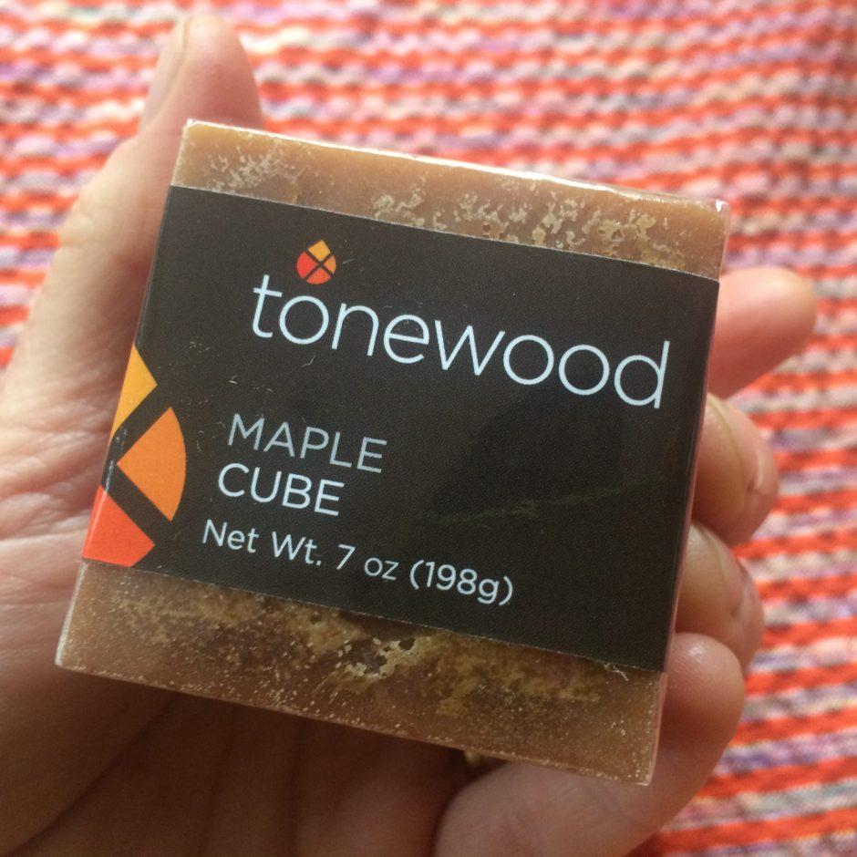Tonewood Maple Cube - bumbleBdesign - Breakfast Basket