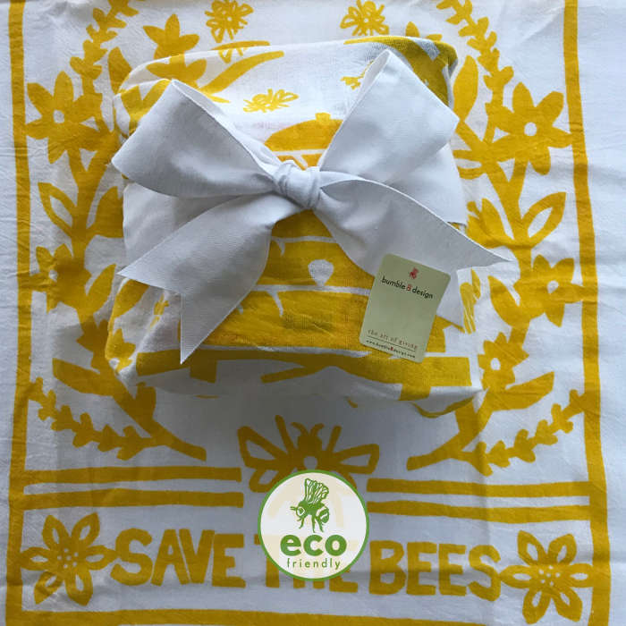 Eco-Friendly Bee Bag small