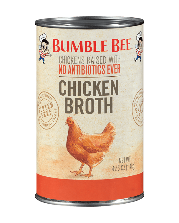 Bumble Bee® Reduced Sodium Chicken Broth