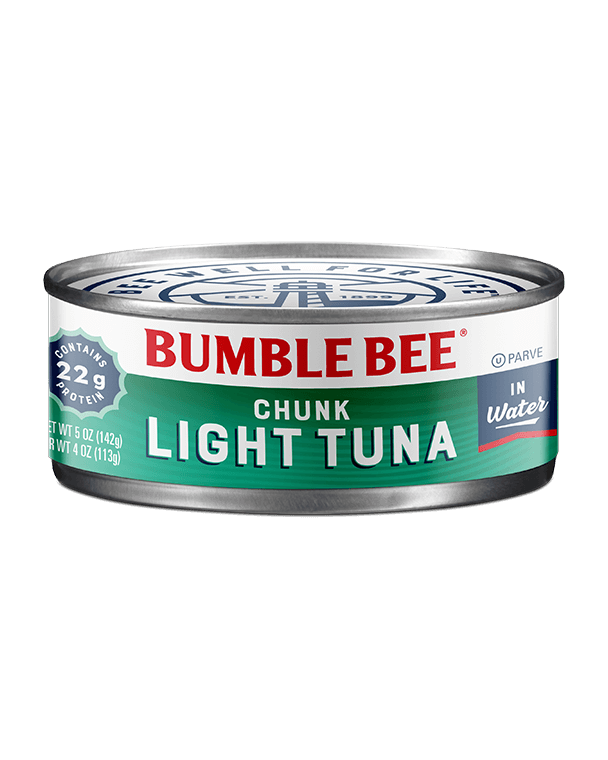 BUMBLE BEE® Chunk Light Tuna In Water