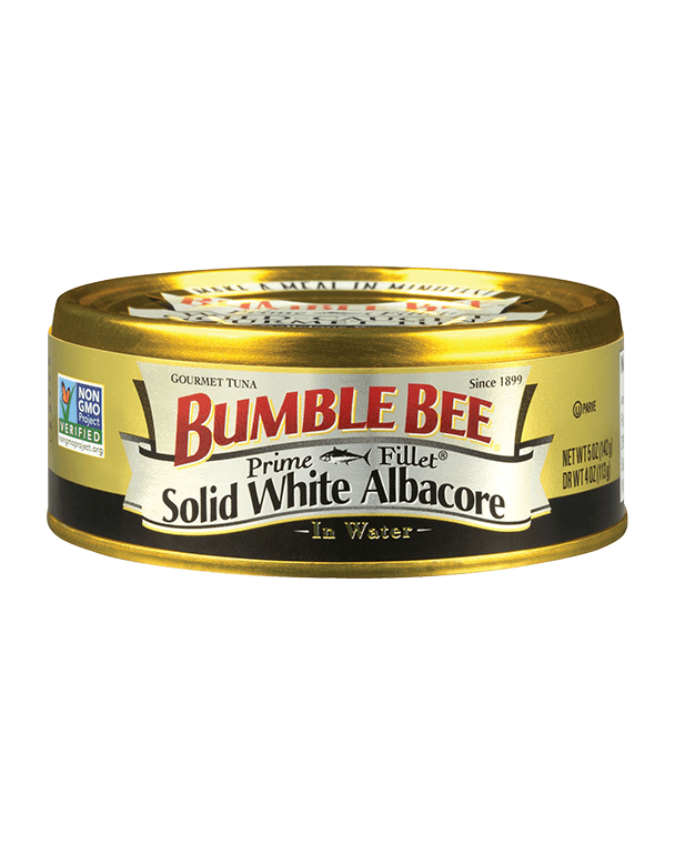 BUMBLE BEE® Prime Fillet® Solid White Albacore In Water