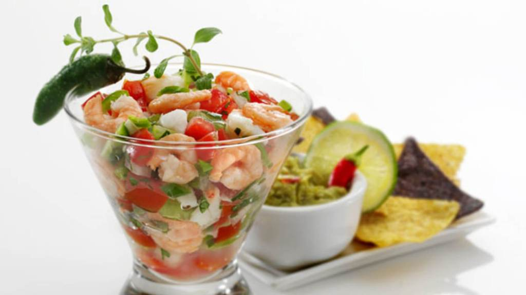 Shrimp & Crab Ceviche