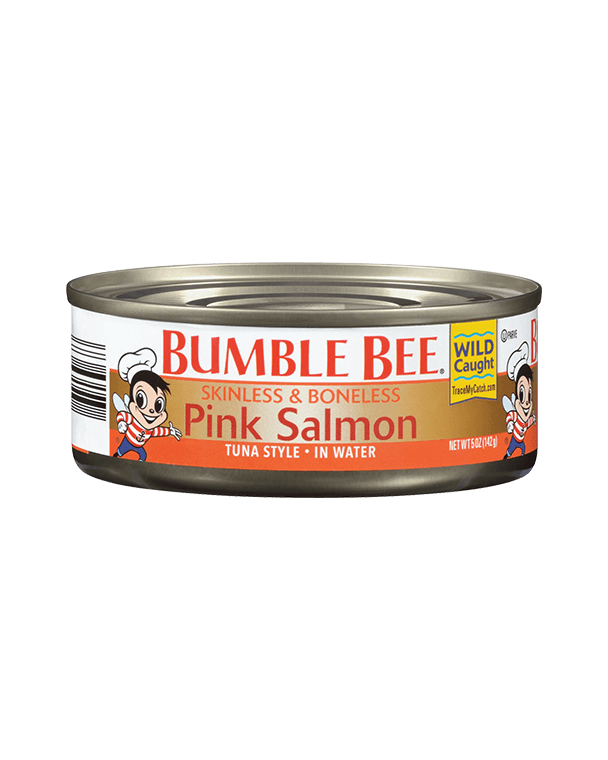 Bumble Bee® Skinless and Boneless Pink Salmon