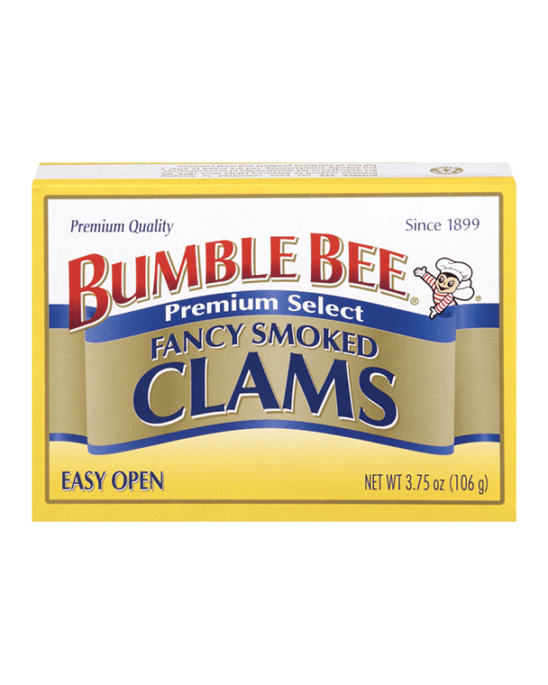 Bumble Bee® Smoked Clams