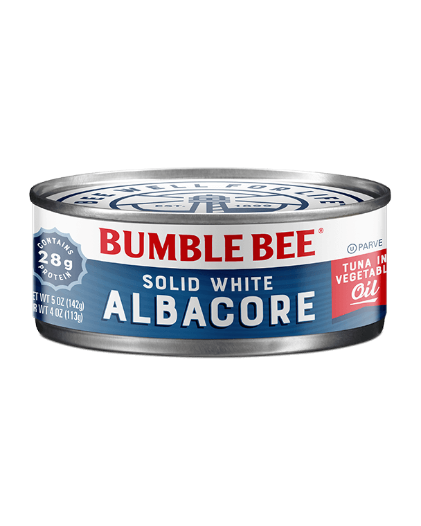 BUMBLE BEE®Solid White Albacore In Oil