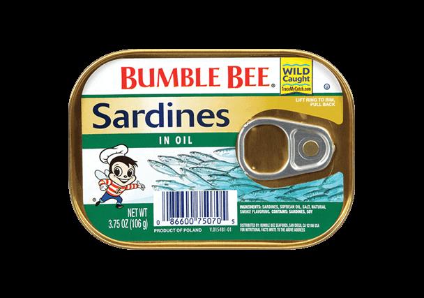 Trace Sardines