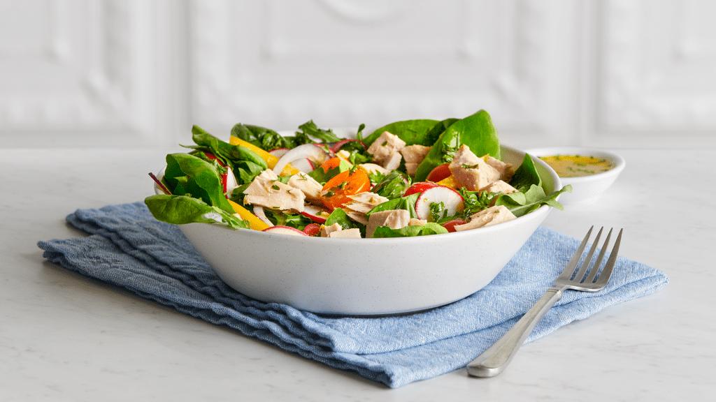No-Stress Salad