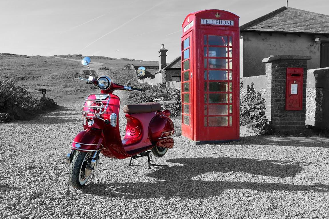 Cherry-phonebox