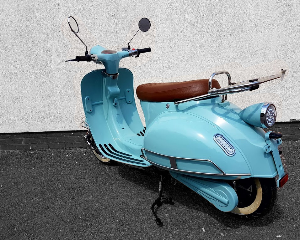 Classic Electric Scooter