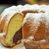 Der perfekte Marmorkuchen - ketogen und lecker