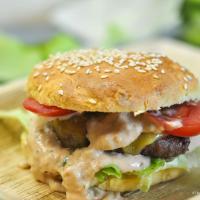 "Weltbeste Keto Burger-Buns ""Fabuloso"""