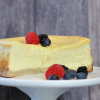 Ketogener New York Cheesecake - besser als das Original!