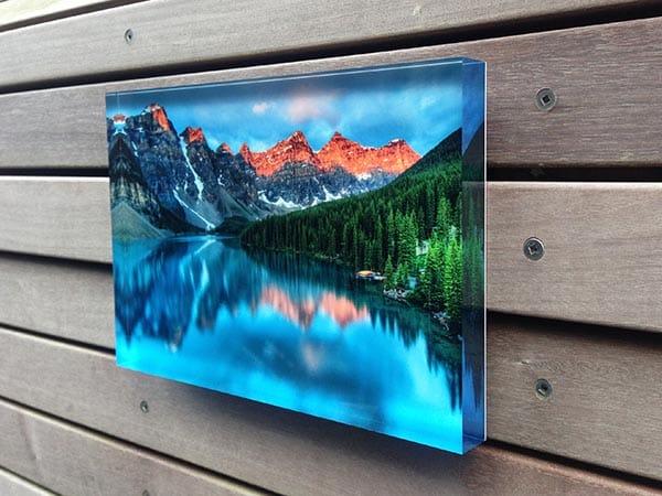Beautiful Acrylic Photo Blocks Bumblejax Bumblejax
