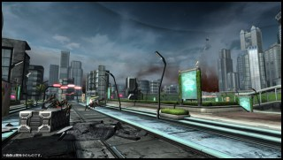 PSO2 City Area