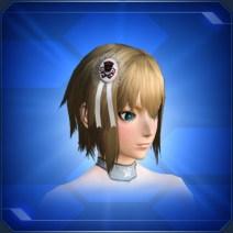 ゴシックヘアアクセBGothic Hair Acc. B