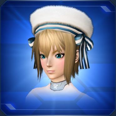 セーラーファーベレー Sailor Fur Beret