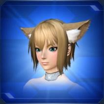 もふもふネコ耳Fluffy Cat Ears