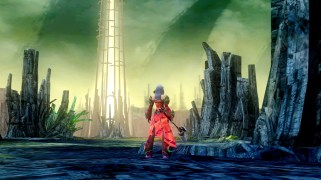 Phantasy Star Nova Screenshot