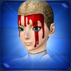 血のりメイクABlood Makeup A