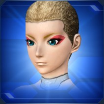 目尻紅 大 Red Eyeshadow L