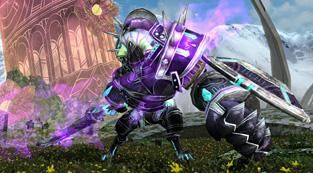 Knight Gear enemy little