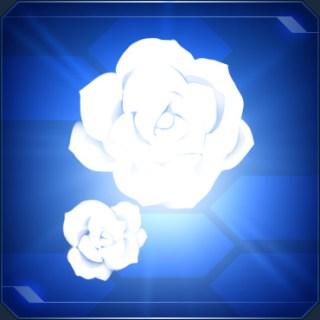 ホワイトシンプルローズ Simple Rose White