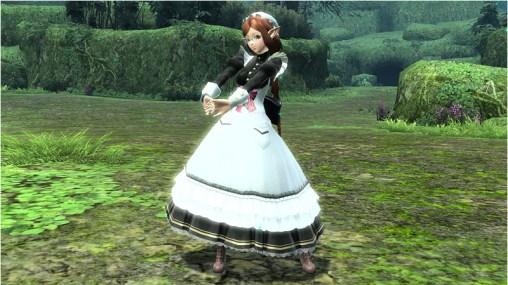Classic Maid Dress