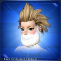 沖田艦長のヒゲ Captain Okita's Beard