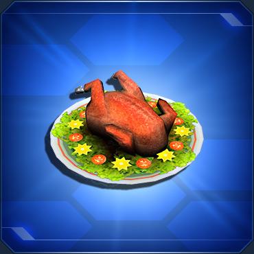 丸焼きチキン Roast Chicken
