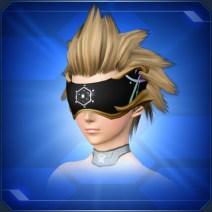 コトシロの眼帯 Kotoshiro's Eye Pad