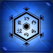 守人ステッカーA Protector Sticker A