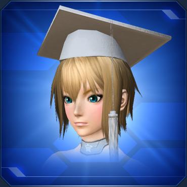 角帽 Graduate Cap