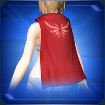 レッドショートマント Red Short Cloak