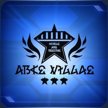 ヴィラスステッカーB Villas Sticker B