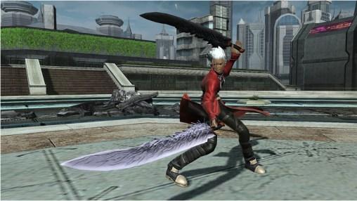 Kanshou and Bakuya Overedge