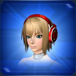 オギルヘッドフォン 赤 Red Ogil Headphones