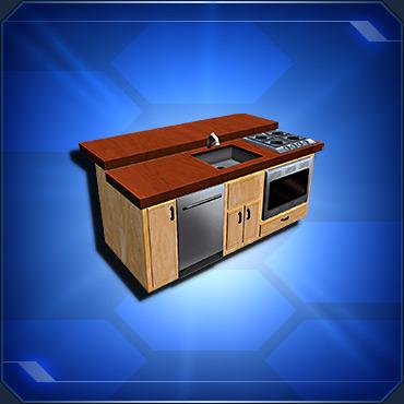 ウッディキッチンA Woody Kitchen A