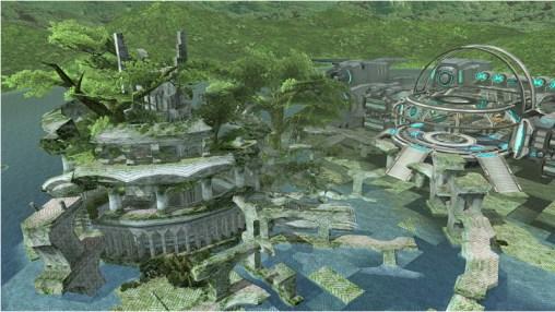 Aquatic Ruins Team Room
