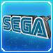 Sega logo light small