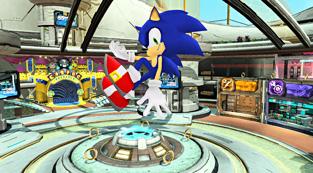 Sonic Lobby 2015