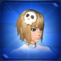スカルフェイスB Skull Face B
