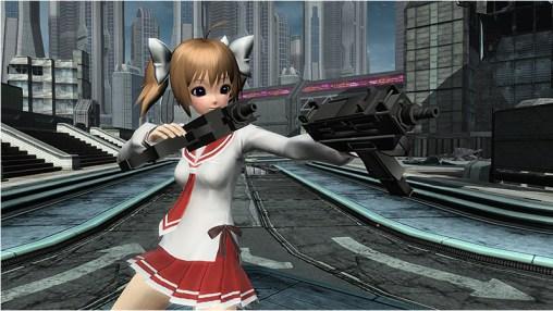 Akari's Submachine Guns