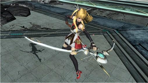 アリサの動力弓 (Alisa's Orbal Bow)