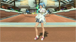 Layered Wear PSO2 a