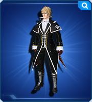 Count's Coat