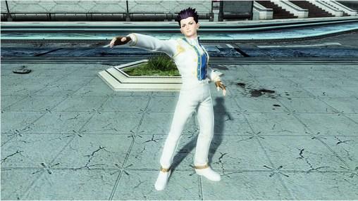 Flower Division Captain's Uniform